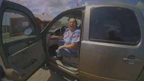 Video: 65-year-old Oklahoma woman stun gunned after kicking officer