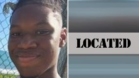 Authorities say missing 16-year-old boy with autism safely located