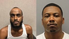 Two charged with killing man after Suitland funeral
