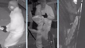 Burglar breaks into Fredericksburg gun store, police say