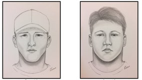Loudoun County sheriff's office releases sketches of Sterling bike path gunpoint robbery suspects