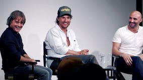 Matthew McConaughey joins faculty at University of Texas
