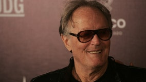 'Easy Rider' star Peter Fonda dies at 79 after battle with lung cancer