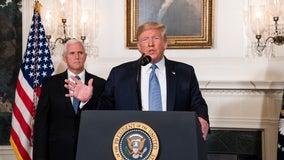 Trump faces protests as he visits Ohio, El Paso