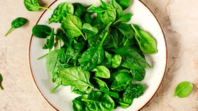 Dole recalls baby spinach over salmonella concerns