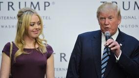 Trump: 'I love Tiffany'