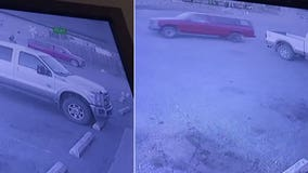 Man's truck stolen while he allegedly robbed a nearby business, police say