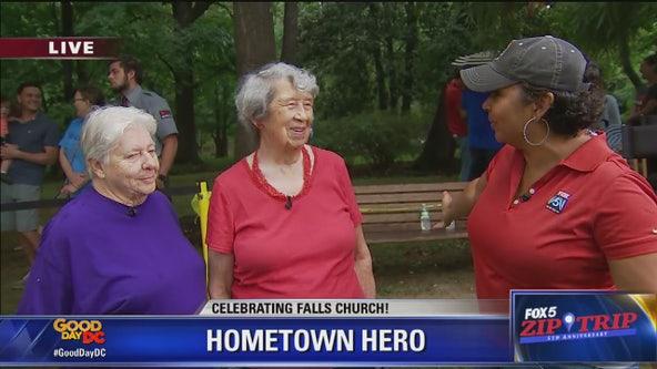 Falls Church | Zip Trip: Hometown Heroes
