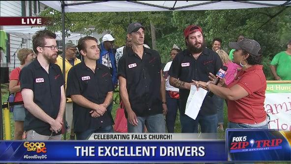 Falls Church | Zip Trip: The Excellent Drivers
