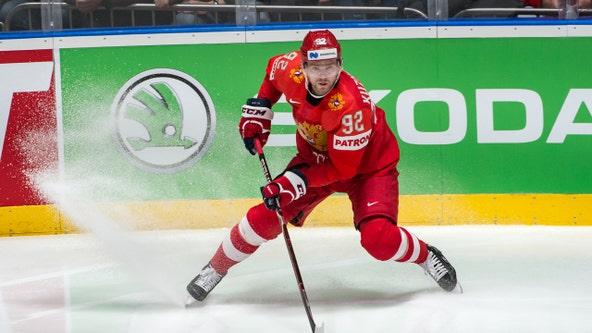 Washington Capitals star Evgeny Kuznetsov banned from International Ice Hockey Federation for 4 years