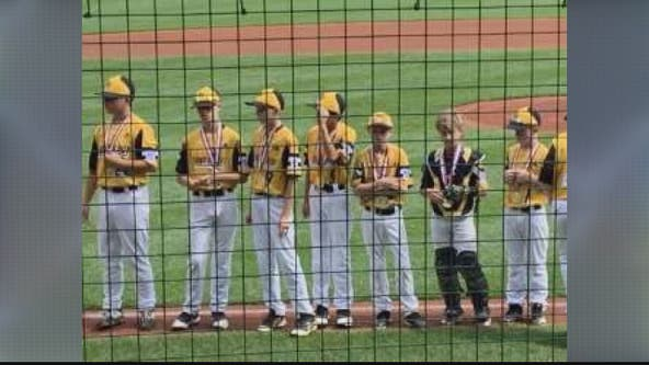 Loudoun South Little League team one win away from US finals after Wednesday night defeat