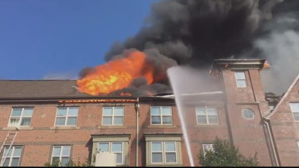 DC senior who survived 5 days in Southeast center destroyed by fire files $3M lawsuit