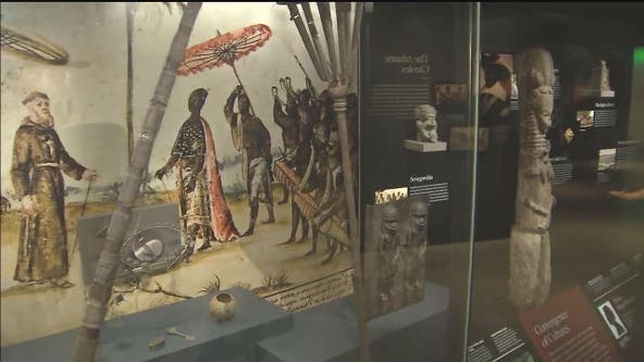 Nation marks 400 years since first enslaved Africans arrived in what is now America