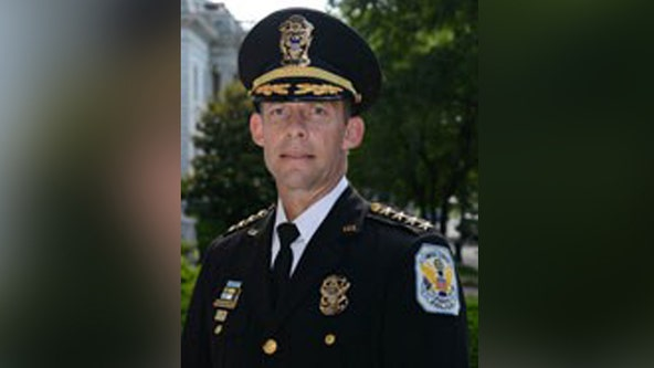 US Park Police Chief stepping down