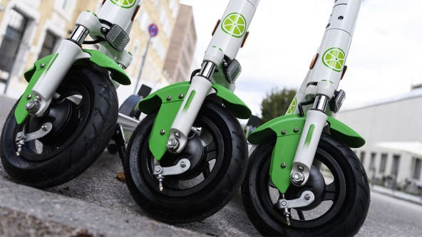 Scooters on sidewalks? Arlington County considers new dockless ride regulations