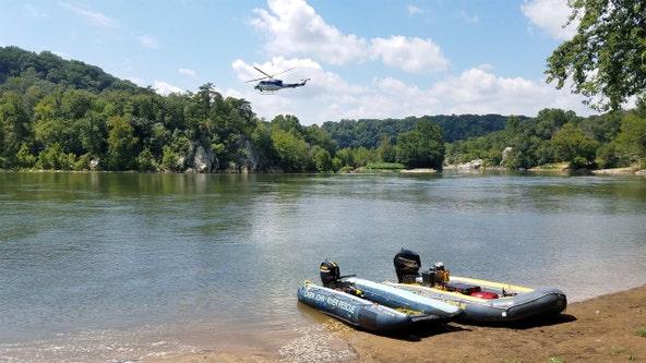 Man's body found near Potomac River