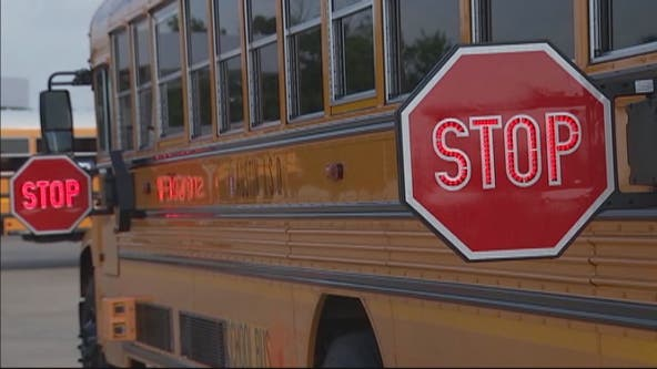 Back to school bus safety: Do you know when to stop?