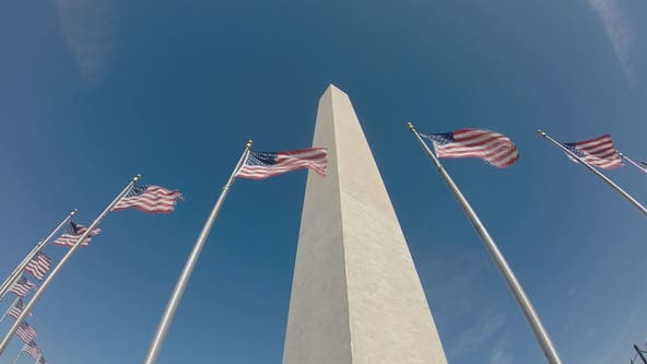 Washington Monument reopens after six-month COVID-19 closure