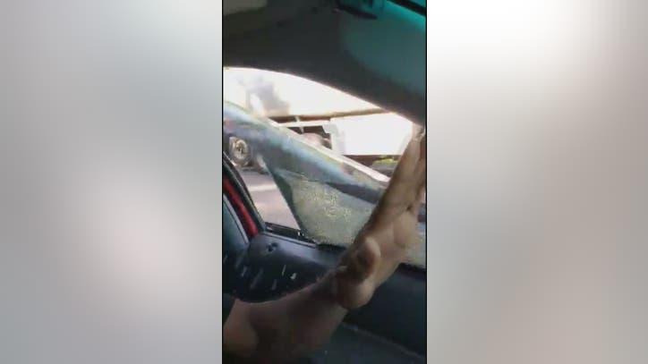 Maryland State Police investigating video where trooper rips out car
