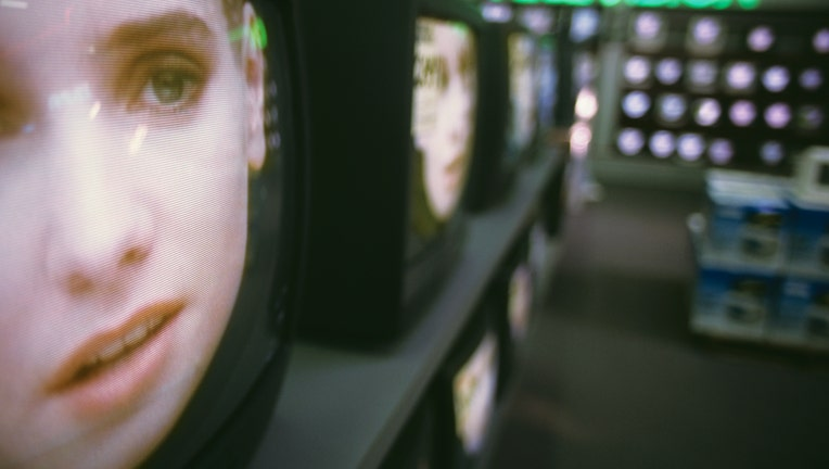 Television Showroom