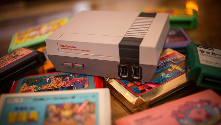 Unopened 1987 Nintendo video game could sell for $10,000 at