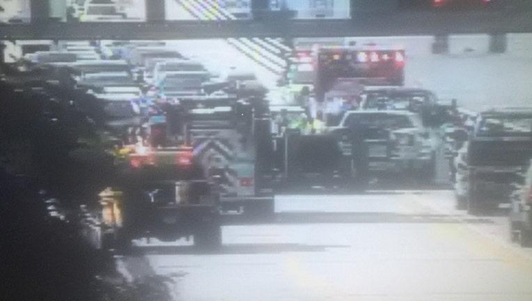 Westbound Bay Bridge back open after crash, but delays