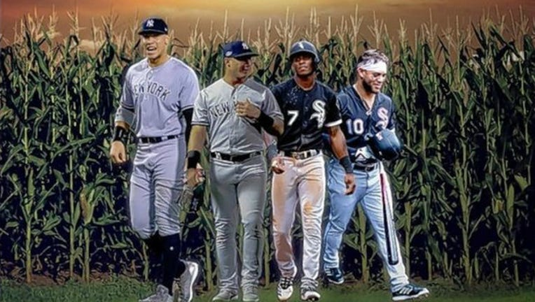 White Sox, Yankees to play at 'Field of Dreams' in 2020 | FOX 5 DC