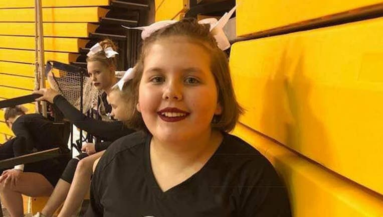 Savanah DeHart has been in the hospital for over 10 days. (Courtesy of #SavanahStrong)