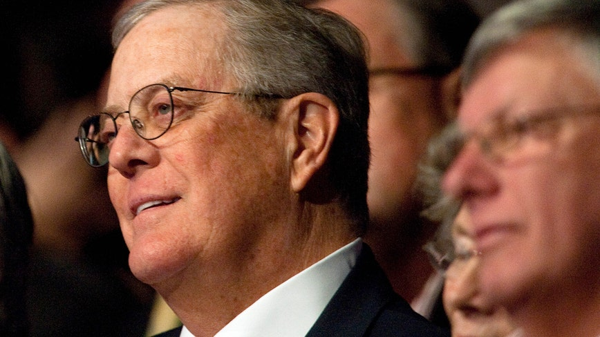 Billionaire David Koch, a major donor to conservative causes and educational groups, dies at 79