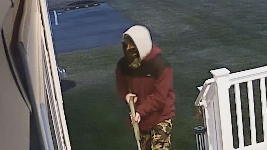 Video shows Anne Arundel County realtor's killer before murder