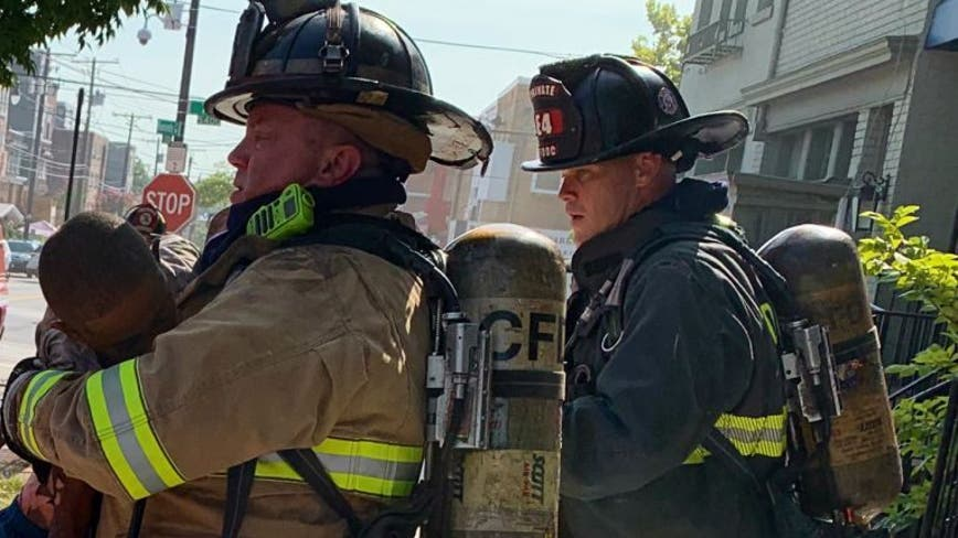 9-year-old pulled from Northwest DC fire in critical condition has died, officials say