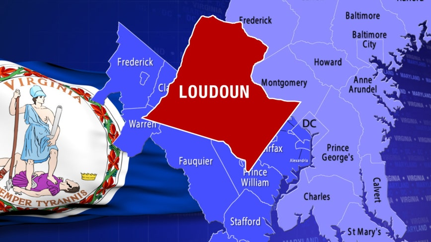 1 dead after vehicle strikes tractor trailer in Loudoun County, sheriff's office says