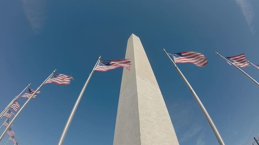 Washington Monument set to reopen to the public on October 1