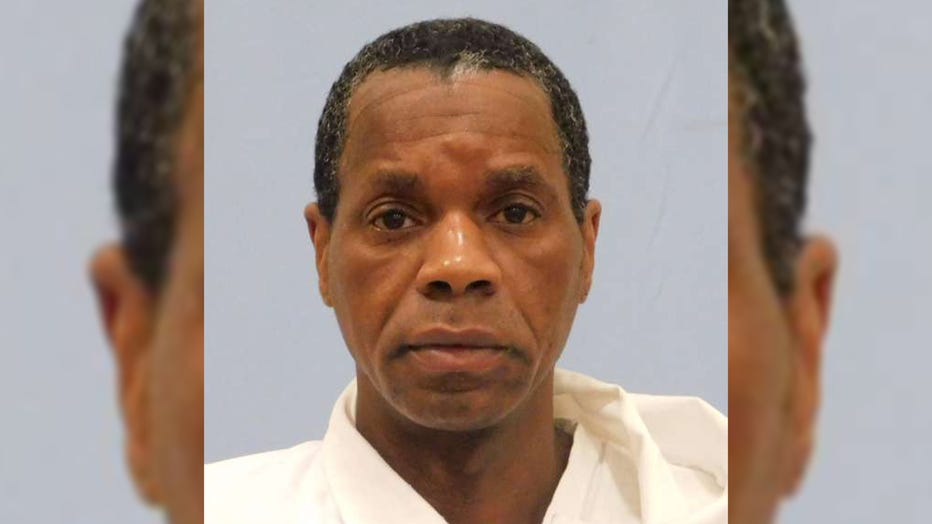 Alvin Kennard, 58, is pictured in an inmate photo. Kennard has spent the past 36 years in the William E. Donaldson Correctional Facility in Bessemer, Alabama. (Photo credit: Alabama Department of Corrections)