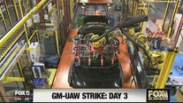 FOX Business Beat: General Motors UAW Strike; KFC Chicken and Doughnut Sandwiches