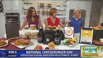 Cooking With Como: Celebrating National Cheeseburger Day!