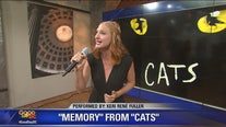"""Cats"" star Keri René Fuller performs ""Memory"" live in the Loft"