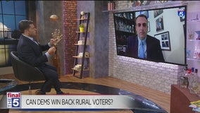 Can Dems win back rural voters?