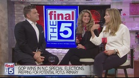 Tracy Dietz and Kelly Gibson join Jim on 'The Final 5'