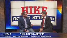 "TShane Johnson Discusses ""Hike Across America"""
