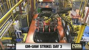 FOX Business Beat: General Motors UAW Strike; KFC Chicken and Doughnut Sandwiches