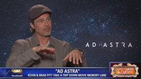 Brad Pitt, Tommy Lee Jones in 'Ad Astra'