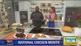 Cooking with Como: National Chicken Month
