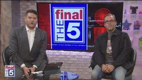 Tim joins Jim on 'The Final 5'
