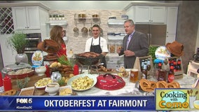 Cooking with Como: Oktoberfest Returns to the Fairmont