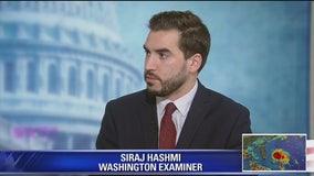 Siraj Hashmi joins Fox 5 News On The Hill