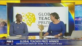 Meet 2019's Global Teacher Prize Winner