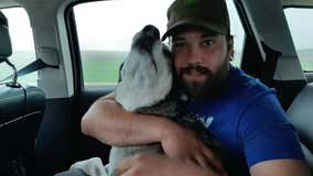 Canadian man reunited with his dog 4 years after he went missing