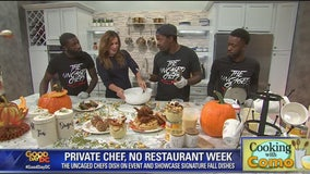 Cooking with Como: Private Chef, No Restaurant Week