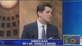 Andrew Blasi talks China trade war